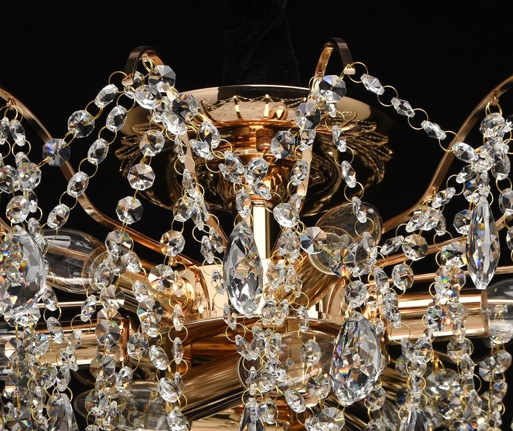 Stropna svetilka Venezia Gold