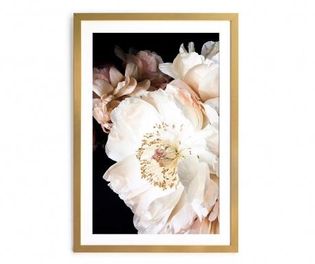 Obraz White Flowers 40x60 cm