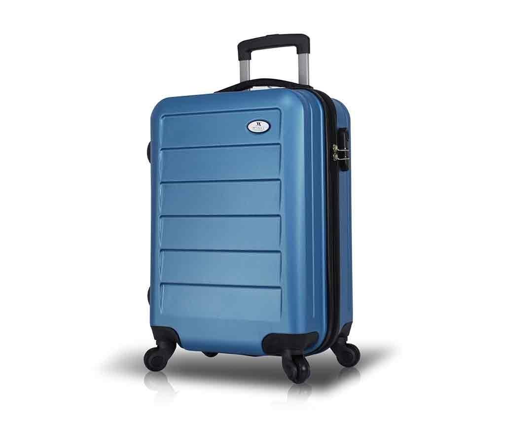 Kovček na kolesih Iuki Blue