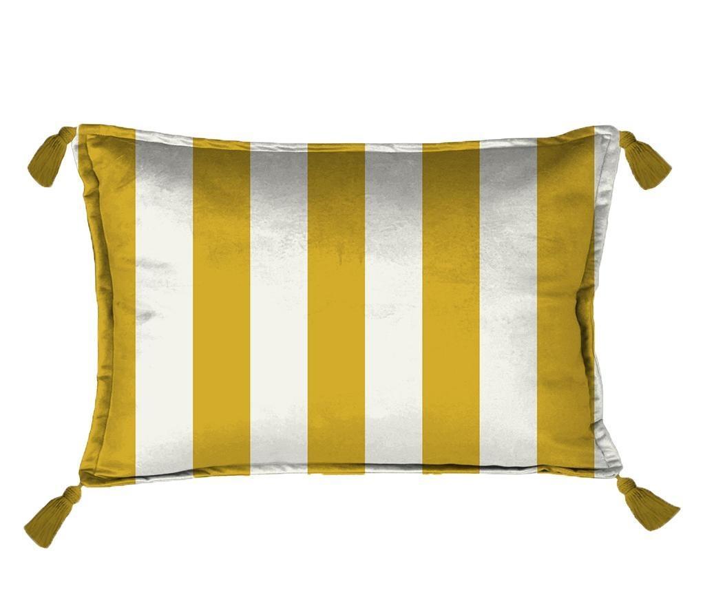 Perna decorativa Golden Strips 35x50 cm