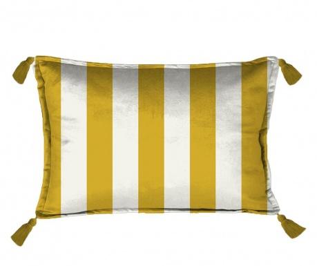 Dekorační polštář Golden Strips 35x50 cm