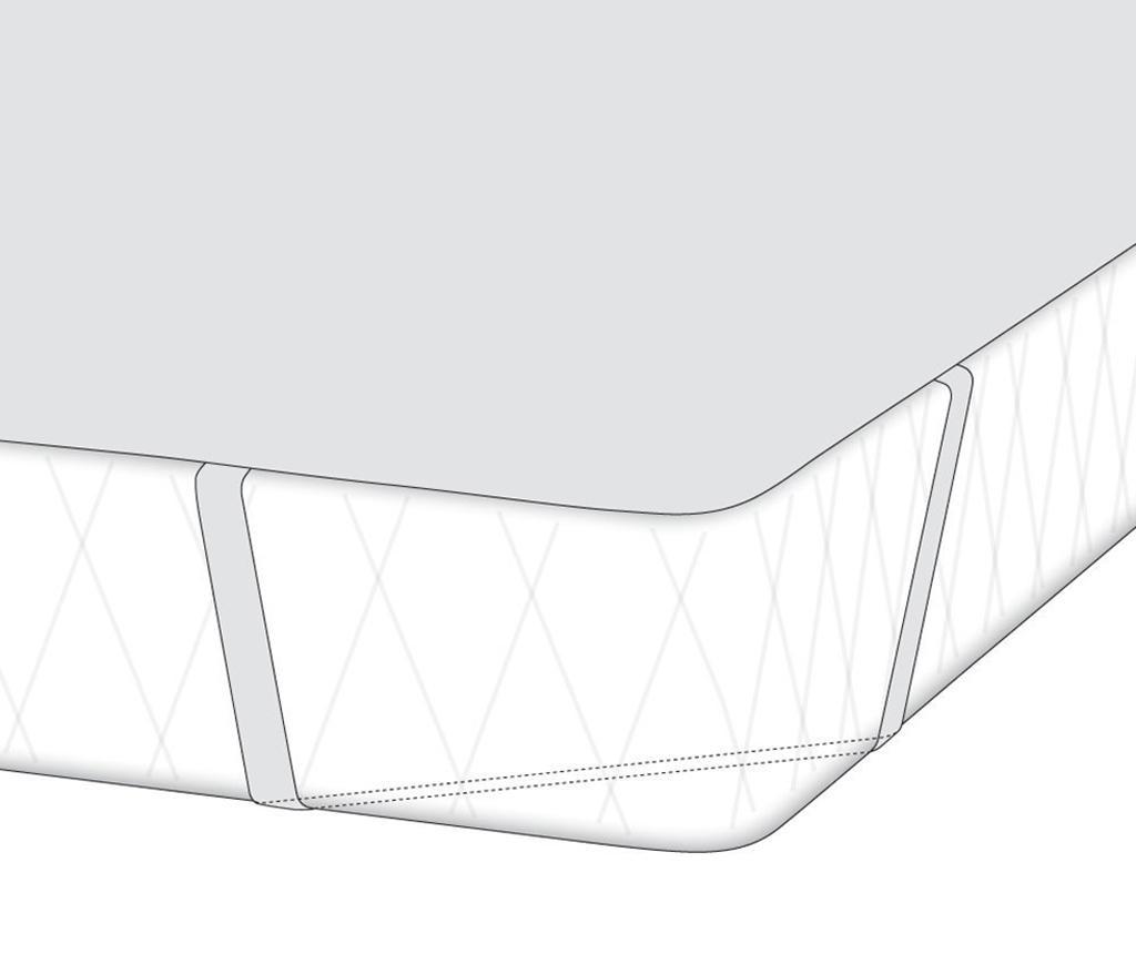 Protectie impermeabila pentru saltea Setex Generation Summer Winter 140x200 cm