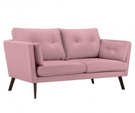 Canapea 3 locuri Elena Pale Rose
