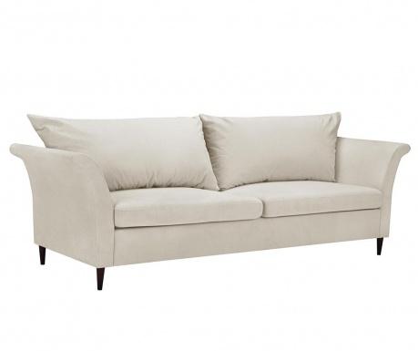 Rozkładana kanapa trzyosobowa Peony Beige