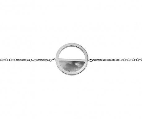 Bransoletka Close Circle Silver