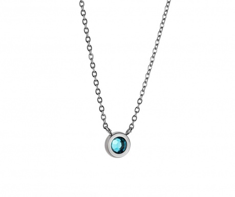 Αλυσίδα Ocean Crystal Silver
