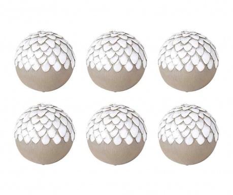 Σετ 6 διακοσμητικά Cones