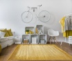 Covor Sienna Yellow 80x150 cm