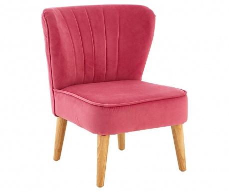 Детски стол Mia Soft Pink