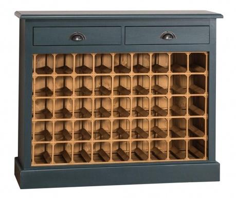 Шкафче за бутилки Karla