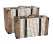 Set 2 valize decorative Josie