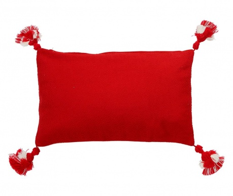 Jastučnica Evora Red Ivory 30x50 cm
