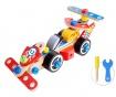 Trkaći autić igračka DIY Fast