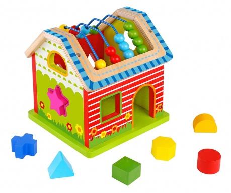 Motorička igračka s aktivnostima House