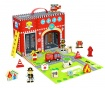 Set de construit Fire Station