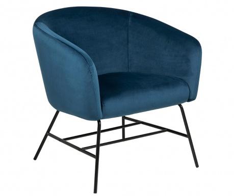 Stolica Ramsey Black Blue
