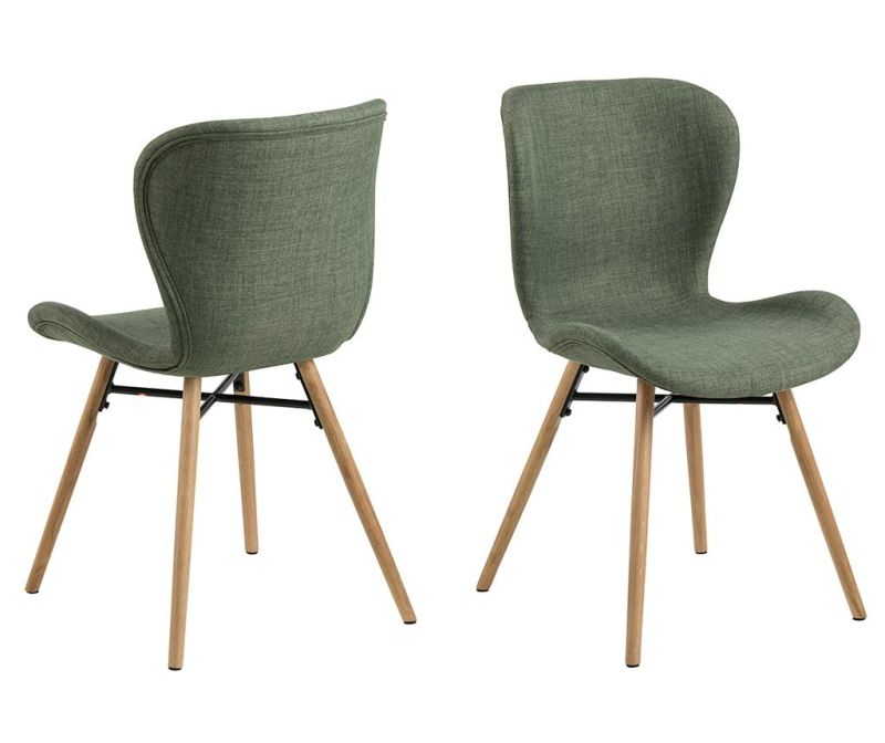 Set 2 stolov Batilda Green