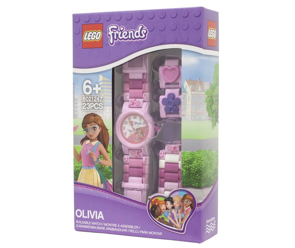 Otroška zapestna ura Lego Friends Olivia