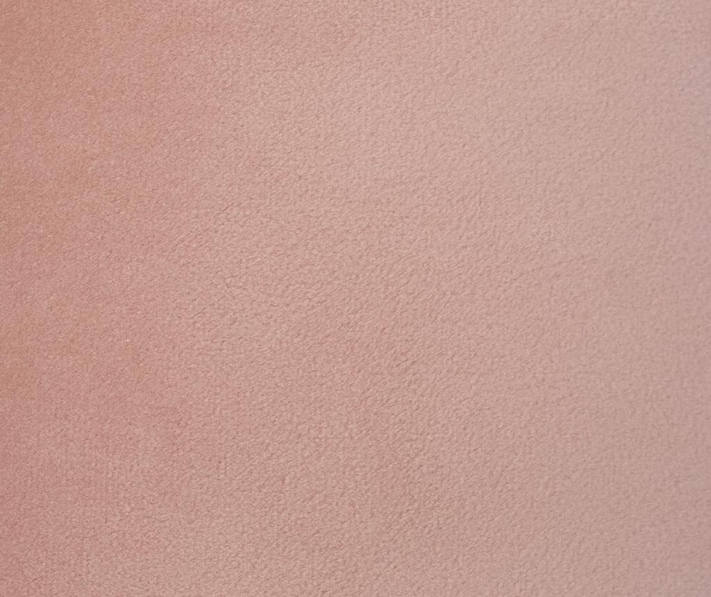 Stolčić Glamour Stool Powder Pink