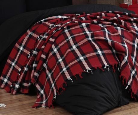 Iskoc Red Two Pique ágytakaró 200x240 cm - Vivre.hu 00d8855db2