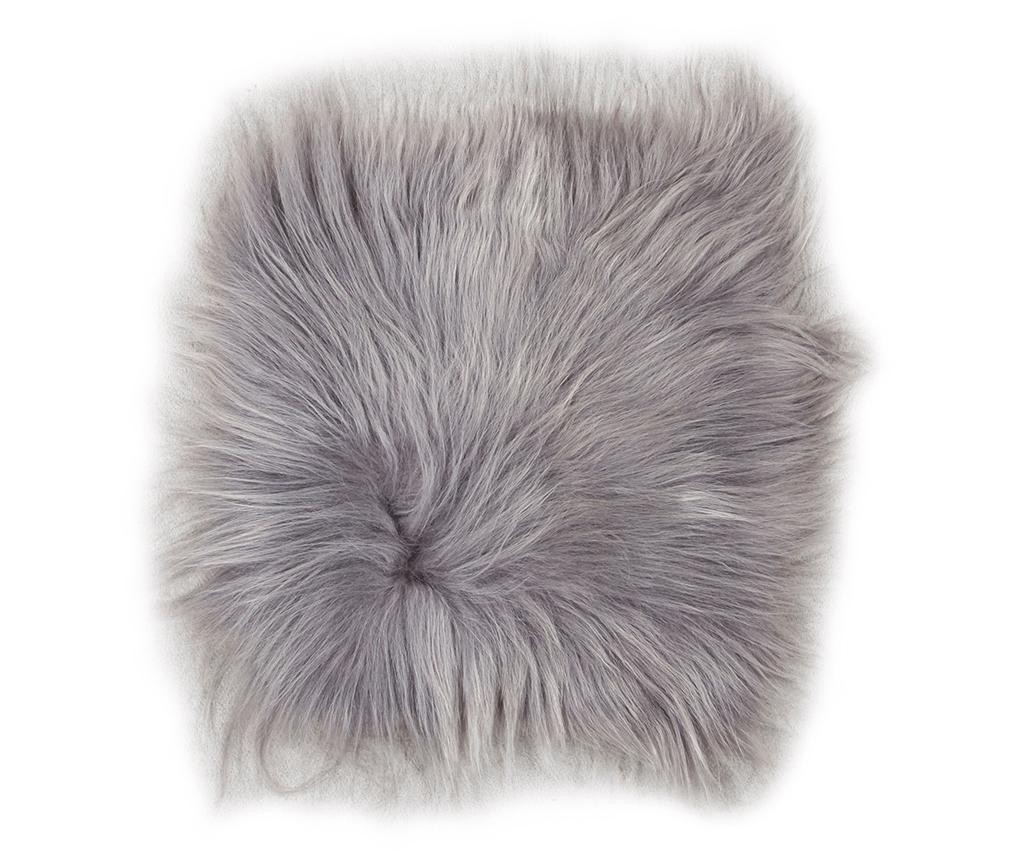 Lambskin Grey Brisa Ülőpárna 37x37 cm