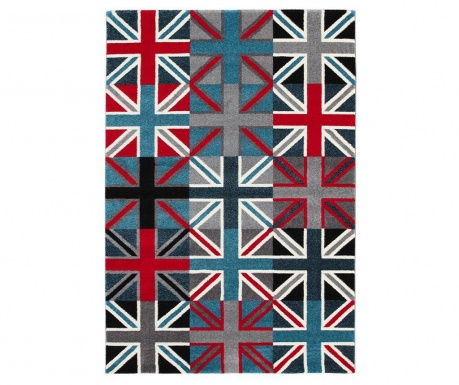 Covor Metropolitan UK Flags He 133x190 cm