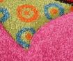Preproga Gufo Pink 133x190 cm