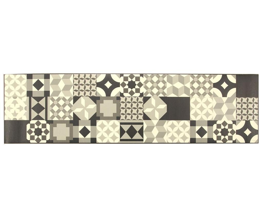 Linoleum Vista Geometric 50x180 cm