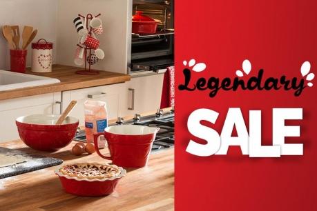 Legendary Sale: Кухня и трапезария