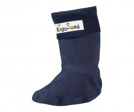 Dječje čarape za čizme za kišu Navy