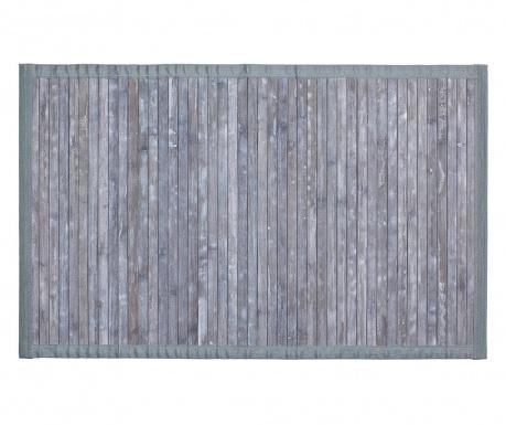 Kopalniška preproga Bamboo Grey 50x80 cm