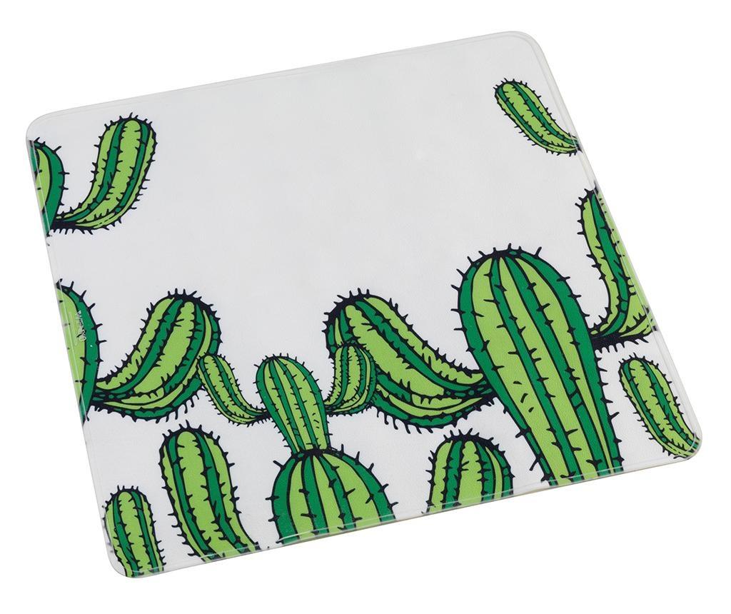 Cactus Zuhanyszőnyeg 54x54 cm