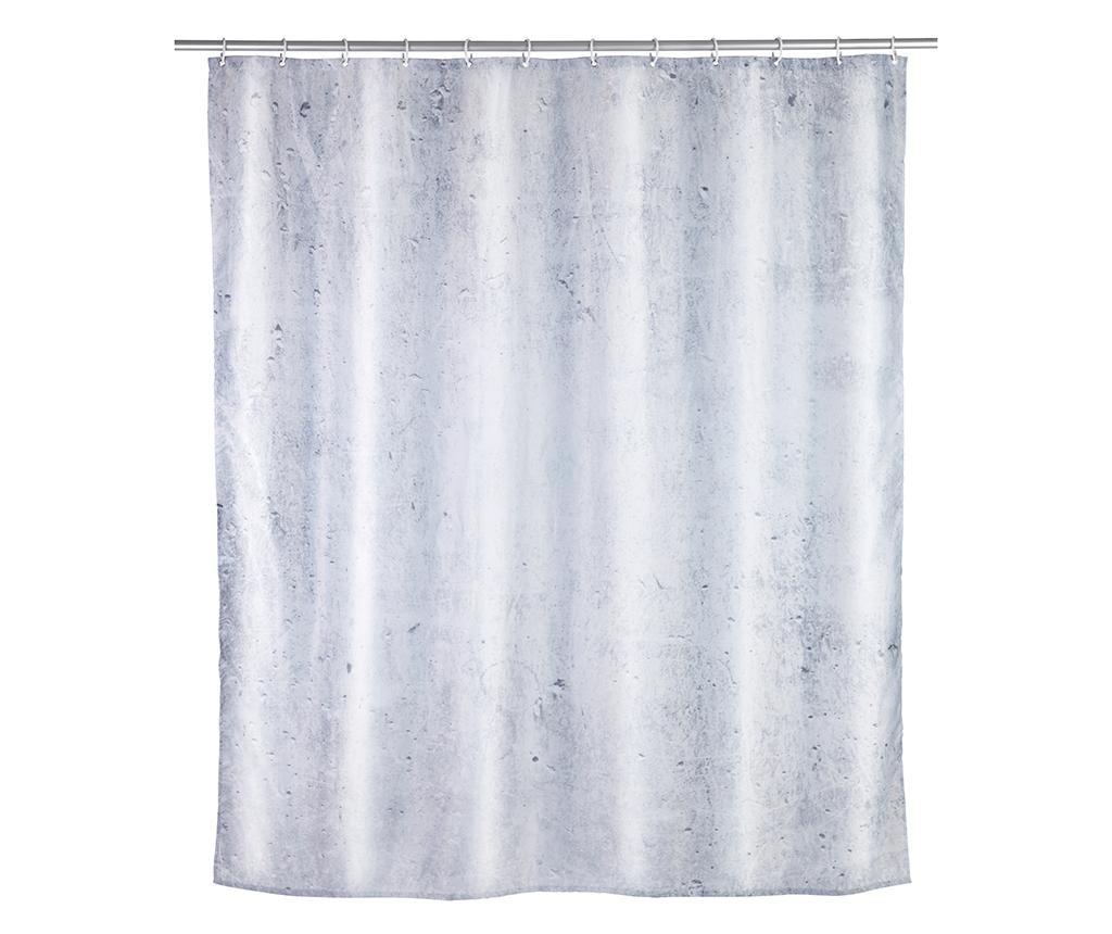 Завеса за баня Concrete 180x200 см