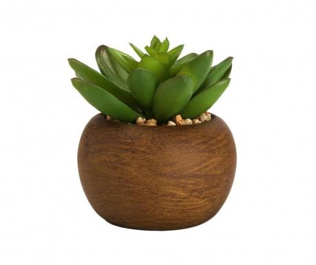 Planta artificiala in ghiveci Colette