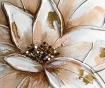 Set 2 slike Flower 40x40 cm