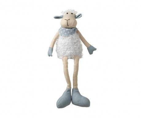 Decoratiune Sitting Sheep Blue