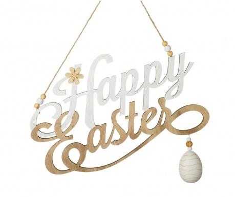 Decoratiune suspendabila Happy Easter Sign