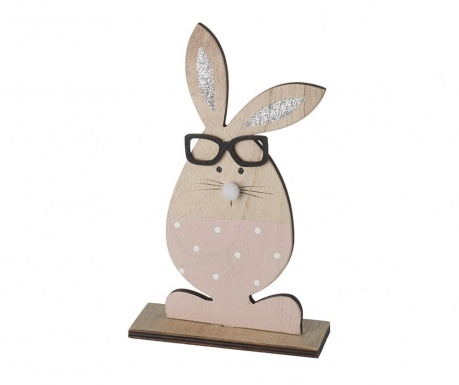 Decoratiune Rabbit Glitter