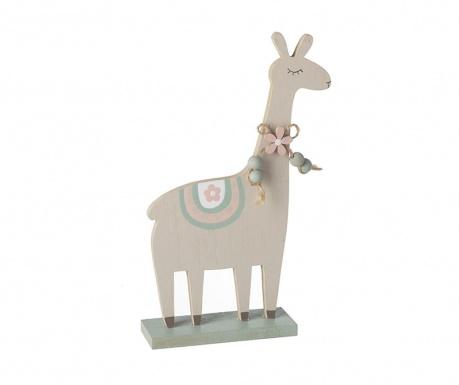 Decoratiune Llama Pink