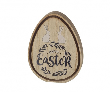 Decoratiune Egg Rabbits