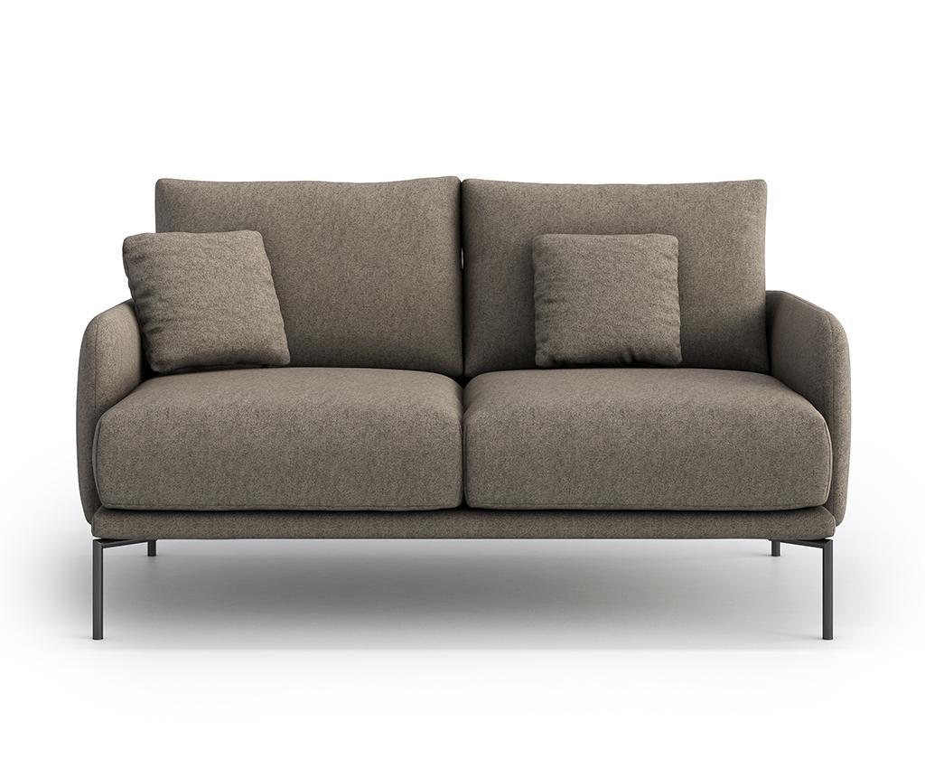 Ines Gusto Taupe Kétszemélyes kanapé