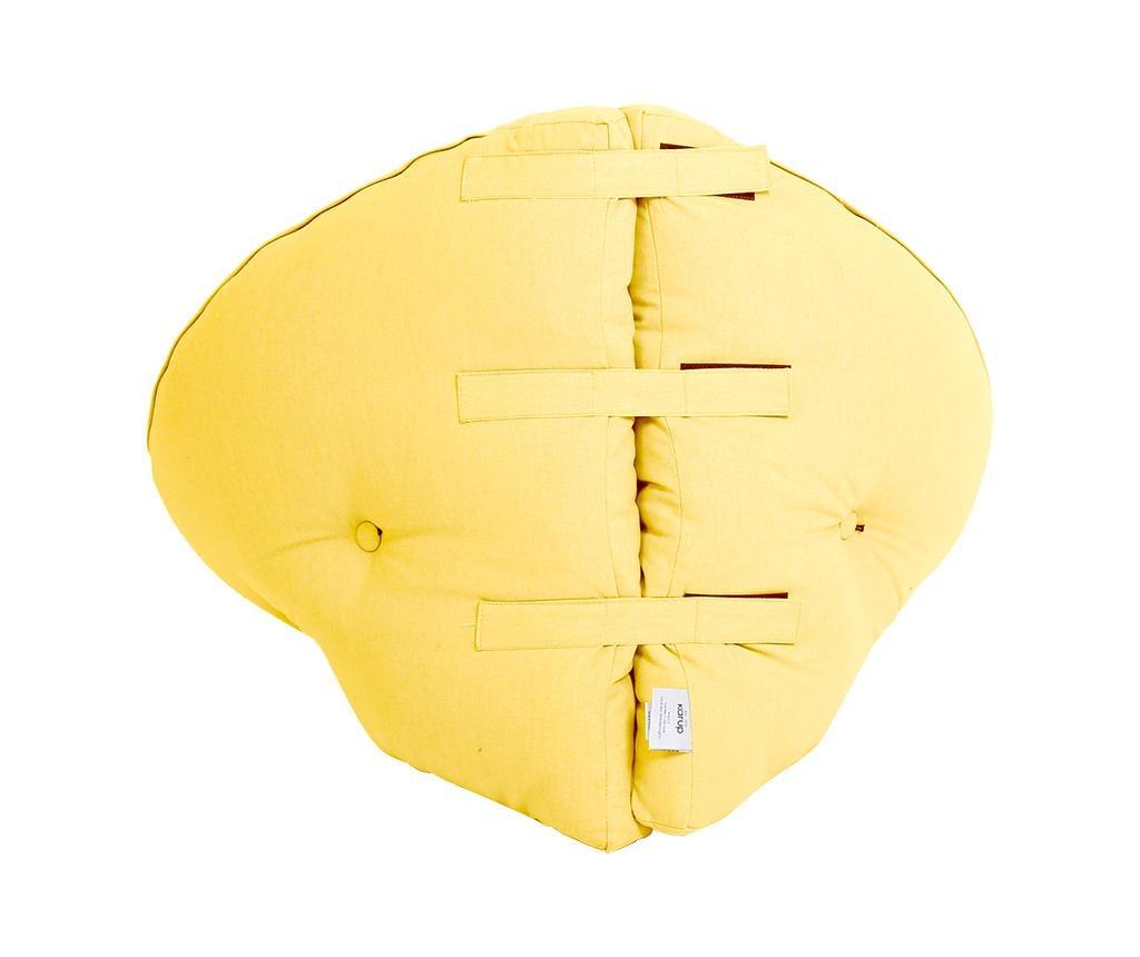 Dječje gnijezdo Mini Nido Amarillo 75x150 cm