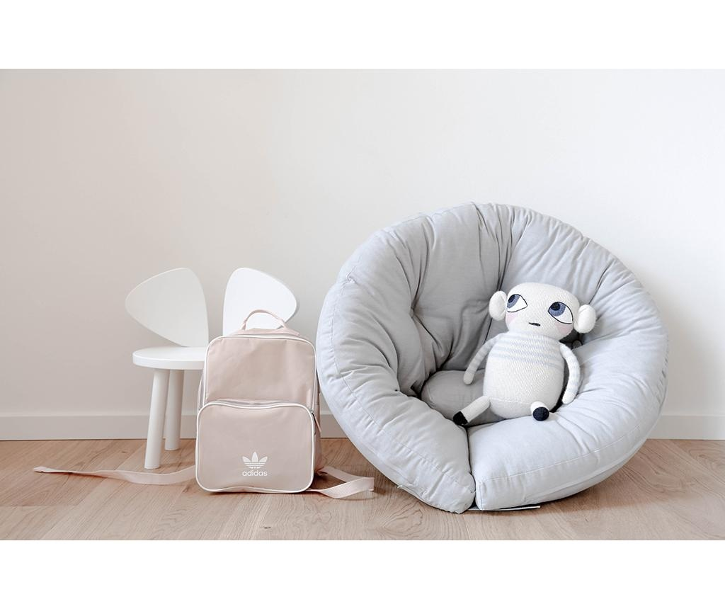 Otroško gnezdo Mini Nido Light Grey 75x150 cm