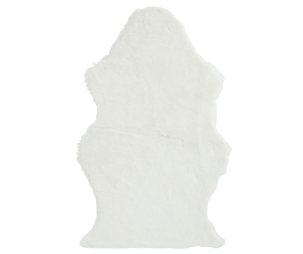 Covor Sheena White 60x95 cm - J-line, Alb