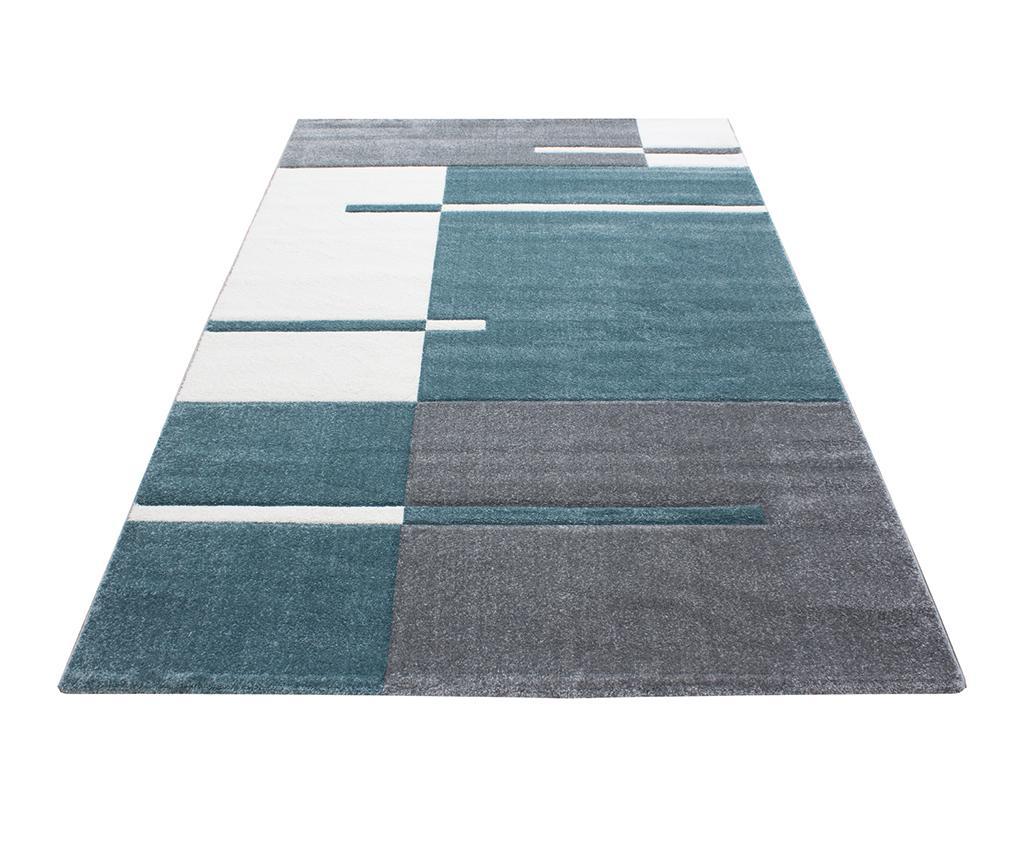 Covor Hawaii Kalen Blue 80x150 cm - Ayyildiz Carpet, Albastru