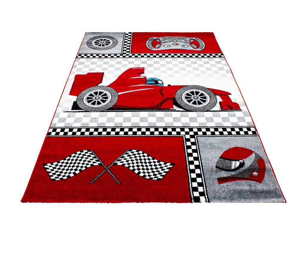 Covor Racer Red 160x230 cm - Ayyildiz Carpet, Rosu