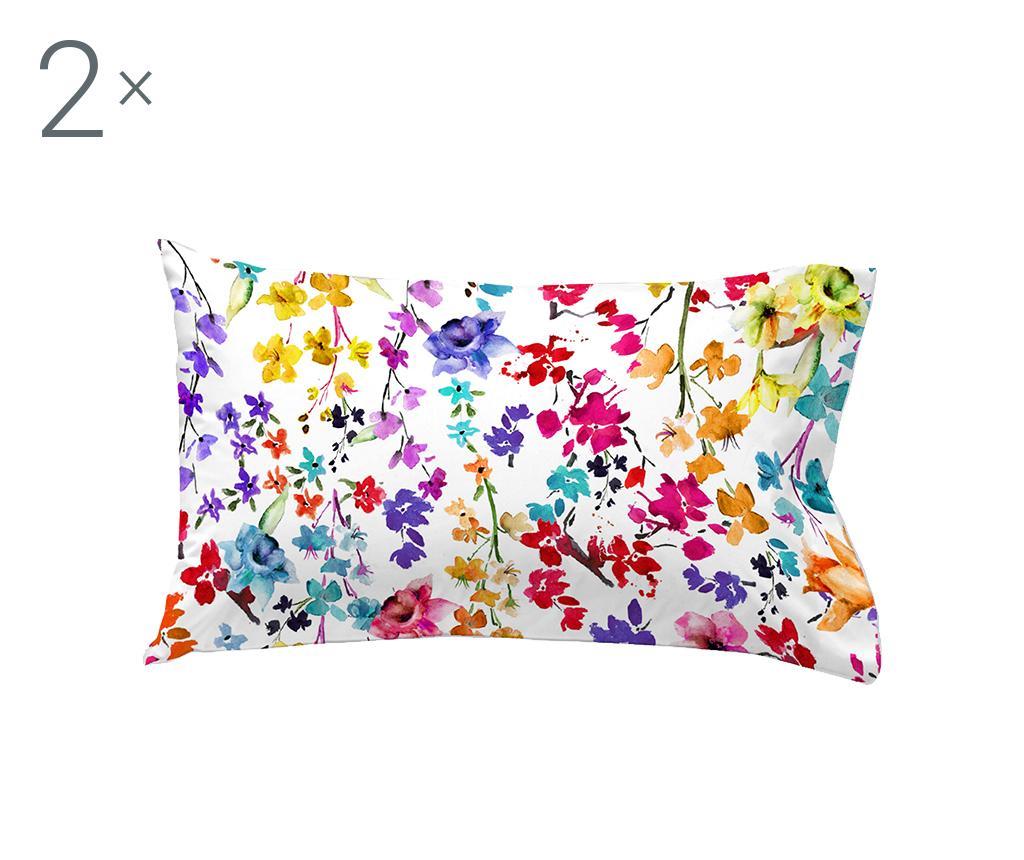 Set 2 fete de perna Haku 50x75 cm - Ethere, Multicolor