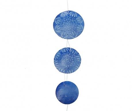 Viseći ukras Ophelia Dark Blue