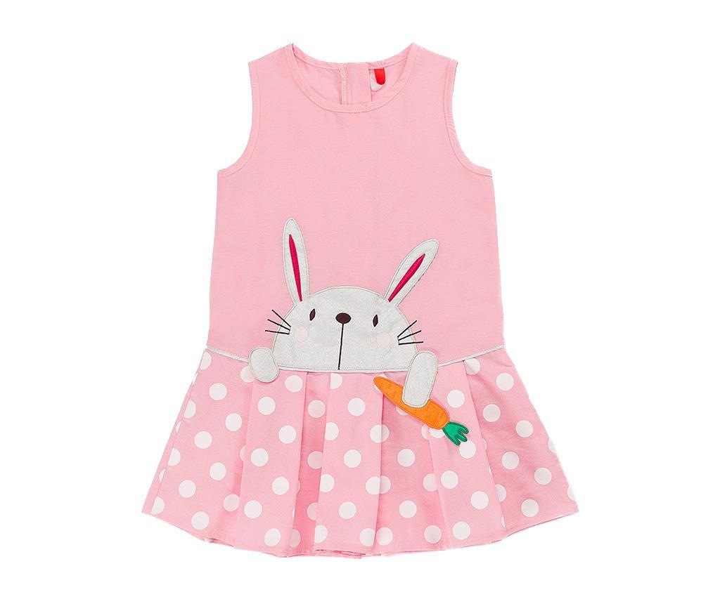 Otroška obleka Carrot Love 7 years