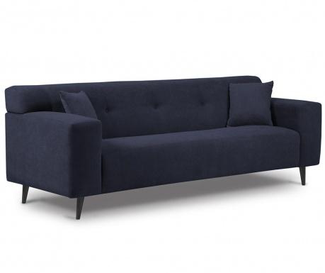 Canapea 3 locuri Samba Blue